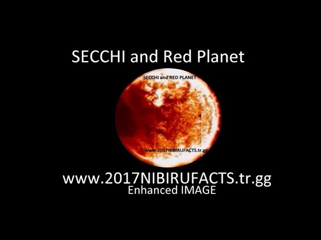NIBIRU News ~ SPECIAL-SECCHI AND RED PLANET  plus MORE Sddefault