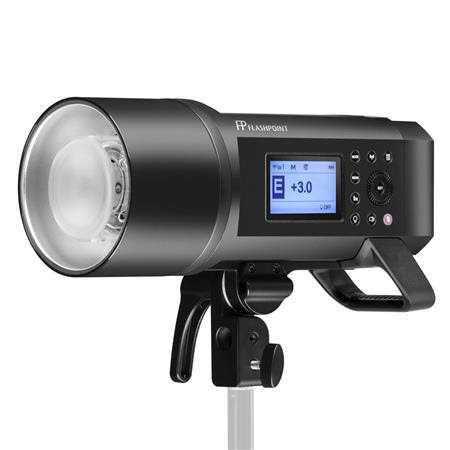 XPLOR 600PRO HSS Battery-Powered Monolight with Built-in R2 2.4GHz Radio Remote System (Bo