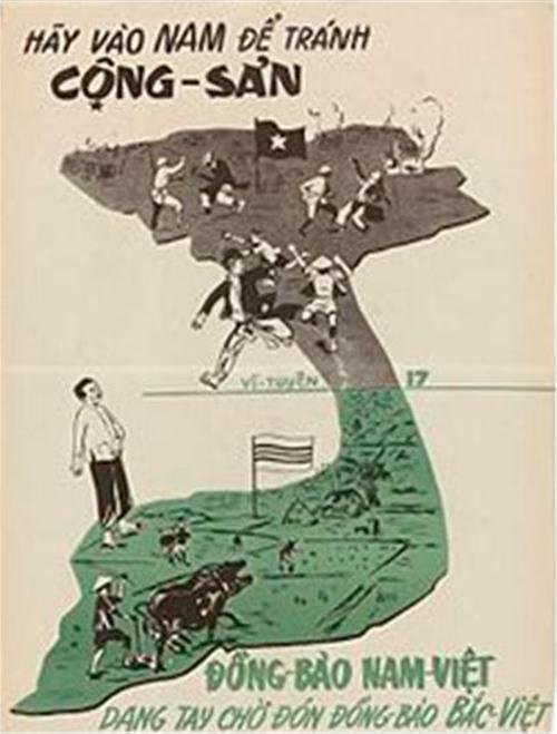 Image result for Cuộc di cư vĩ đại chạy trốn Cộng Sản 1954-1955