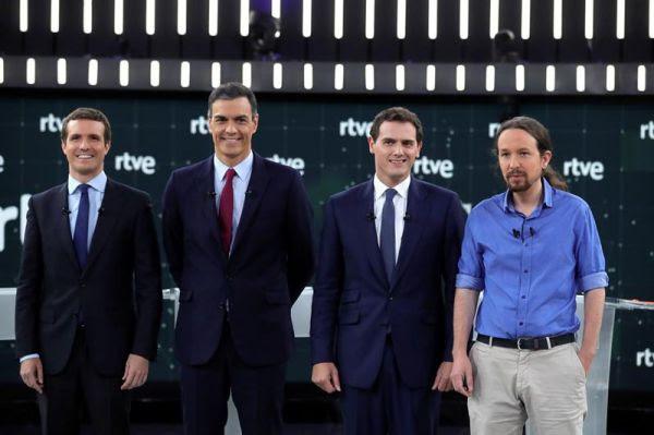 BOLETÍN ESPECIAL | El primer debate reafirma los dos bloques y Rivera gana terreno a Casado