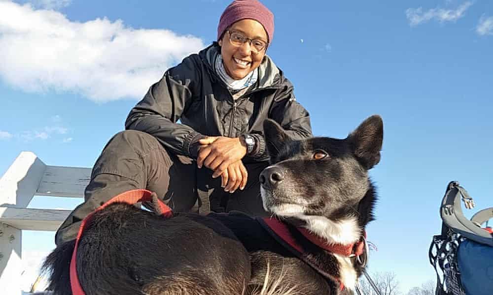 Avid Black hiker hopes to 'break down stereotypes' with 1,200-mile trek
