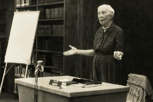 Gilbreth lecture