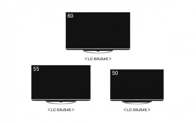 4K液晶テレビ AQUOS
