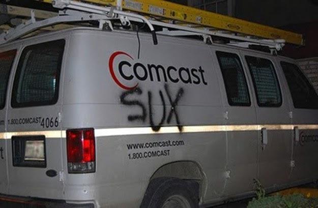 Comcast sux
