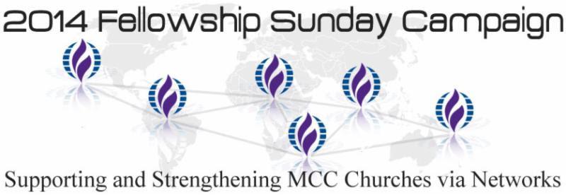 2014 Fellowship Sunday Campaign