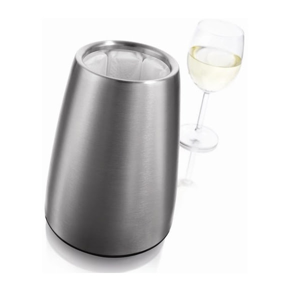 Extreme Valentin-nap - Vacu Vin Elegant borhűtő, inox