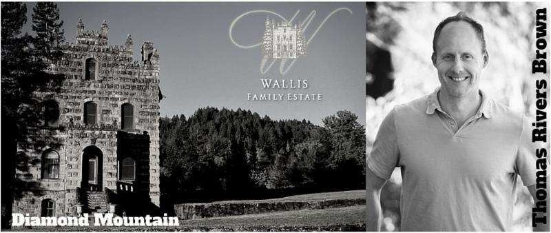 Wallis Family Estate - DIAMOND MOUNTAIN
