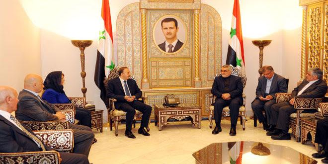 """SIRIA: """"La batalla contra el terrorismo global esta comenzando a tomar forma en Siria"""""""
