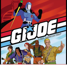 Hasbro Presents 80s TV Classics - Music From G.I. Joe: A Real American Hero Vinyl LP