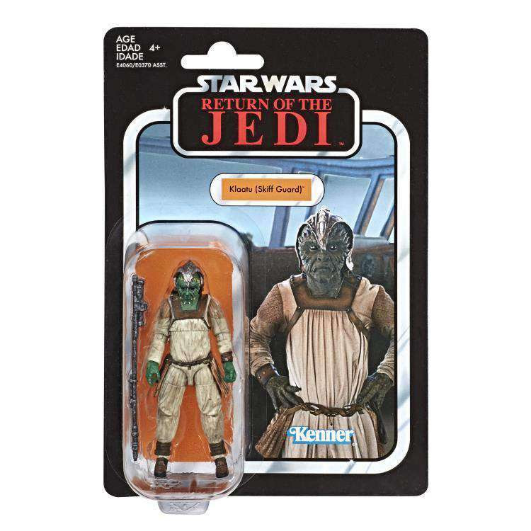 Image of Star Wars: The Vintage Collection Wave 4 - Skiff Guard (Return of The Jedi)