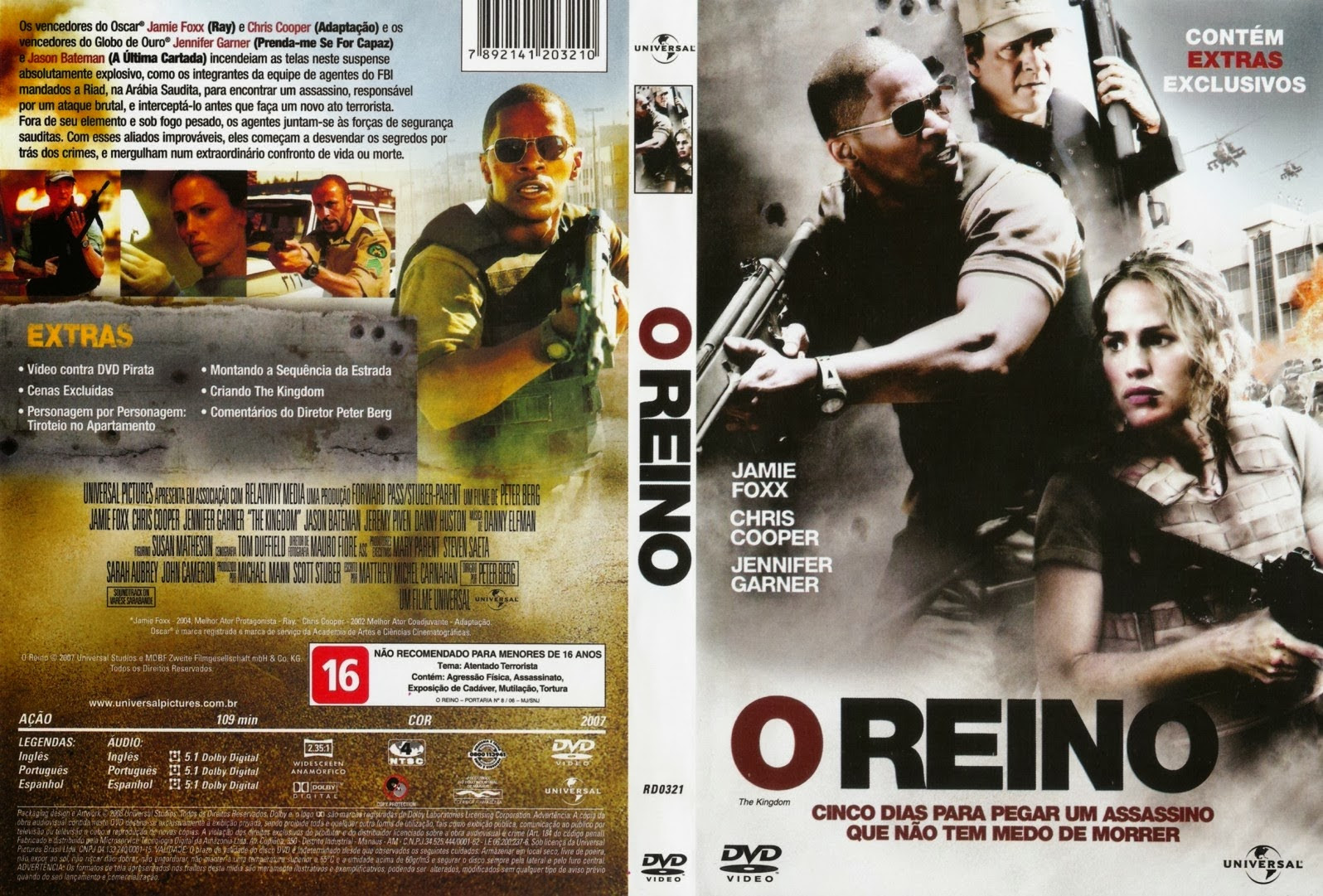 7UkFQKt O Reino Torrent   BluRay Rip 1080p Dublado (2007)