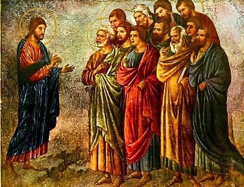 Znalezione obrazy dla zapytania powołanie apostolow