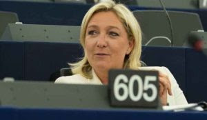 Marine Le Pen: She's Not the Crazy One