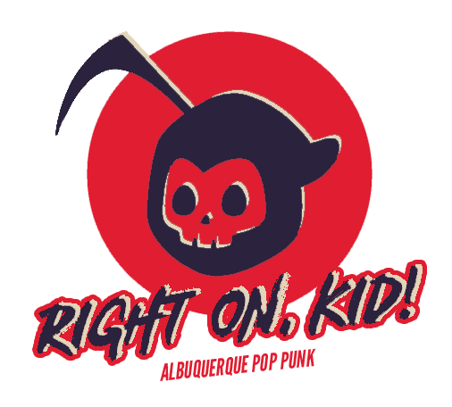 Right On Kid Logo