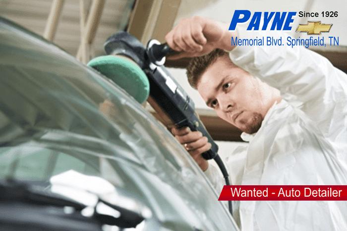 Payne auto detailer