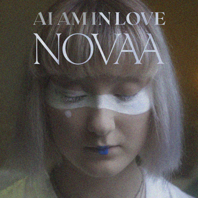 Novaa drops sci-fi themed video 'AI Am In Love' ile ilgili görsel sonucu""