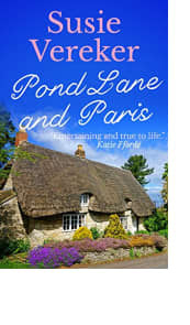 Pond Lane and Paris by Susie Vereker