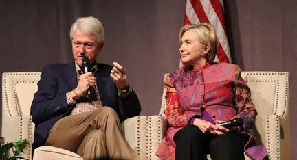 Hillary is toast: Scandals finally catch up with Clintons