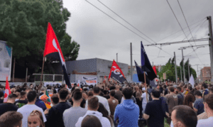 cornella manifestacio justicia Xavi