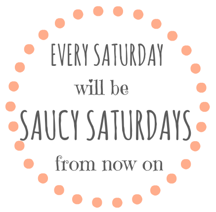 Saucy Saturdays Blog Hop for recipes, crafts and DIY projects