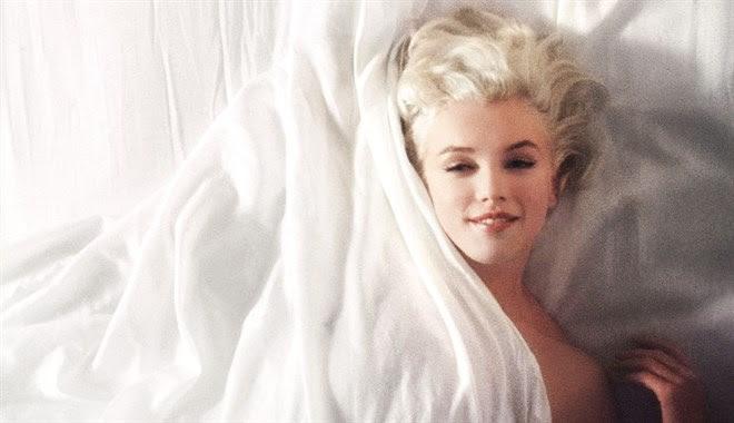 A letto con Marilyn Monroe