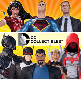 NEW DC COLLECTIBLES PREORDERS