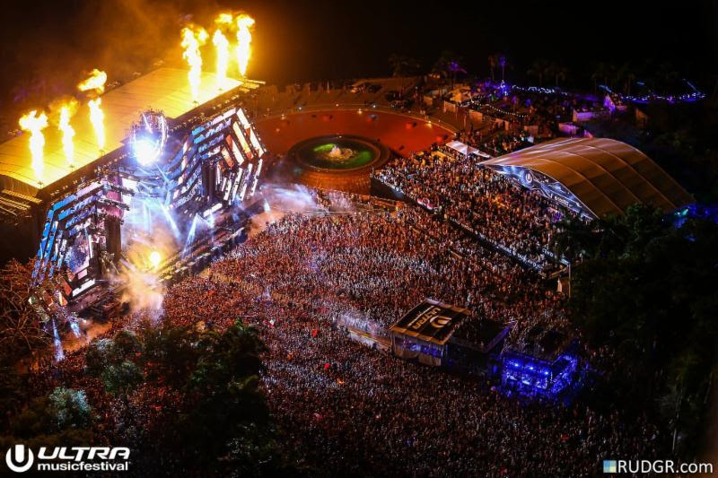 Ultra Music Festival Villa VIP Packages