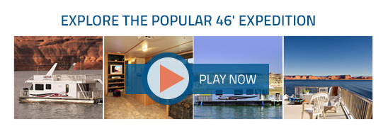 EXPLORE THE POPULAR 46' EXPEDITION