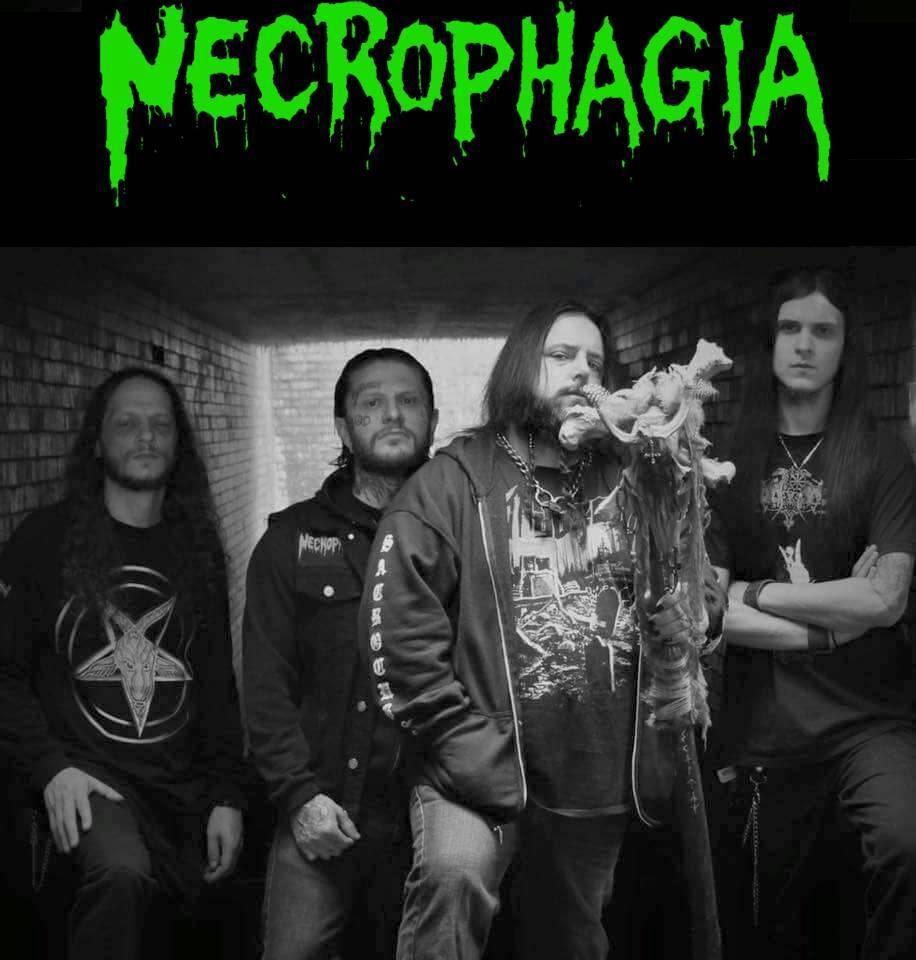 NECROPHAGIA 2017