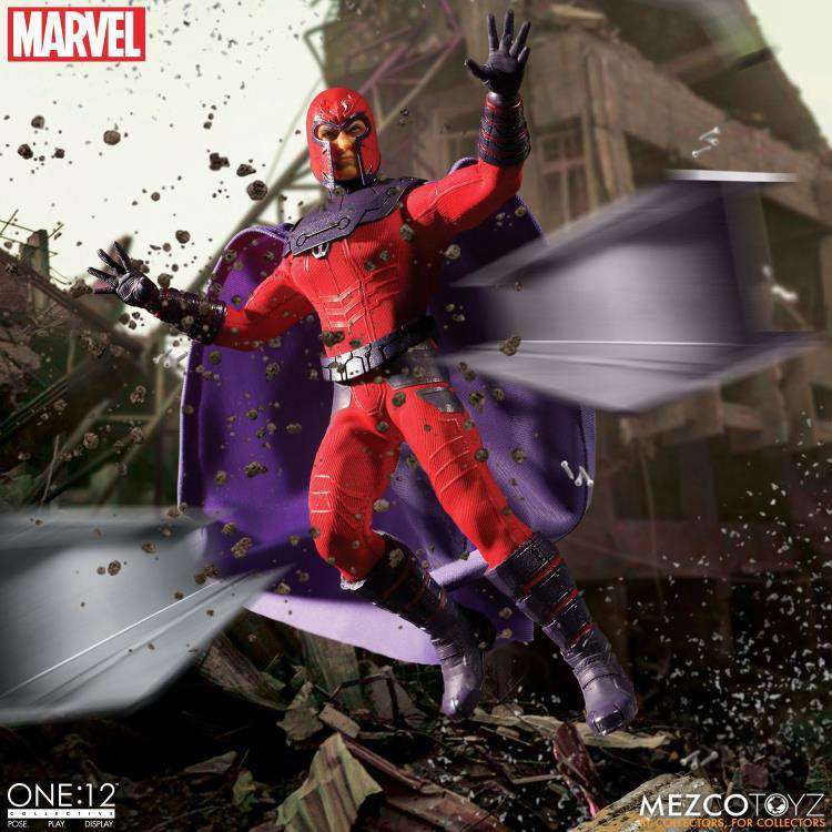 Image of Marvel One:12 Collective Magneto