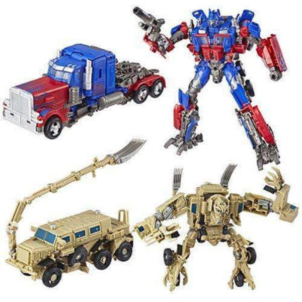 Image of Transformers Studio Series Premier Voyager Wave 5 - Set of 2 - JANUARY 2019