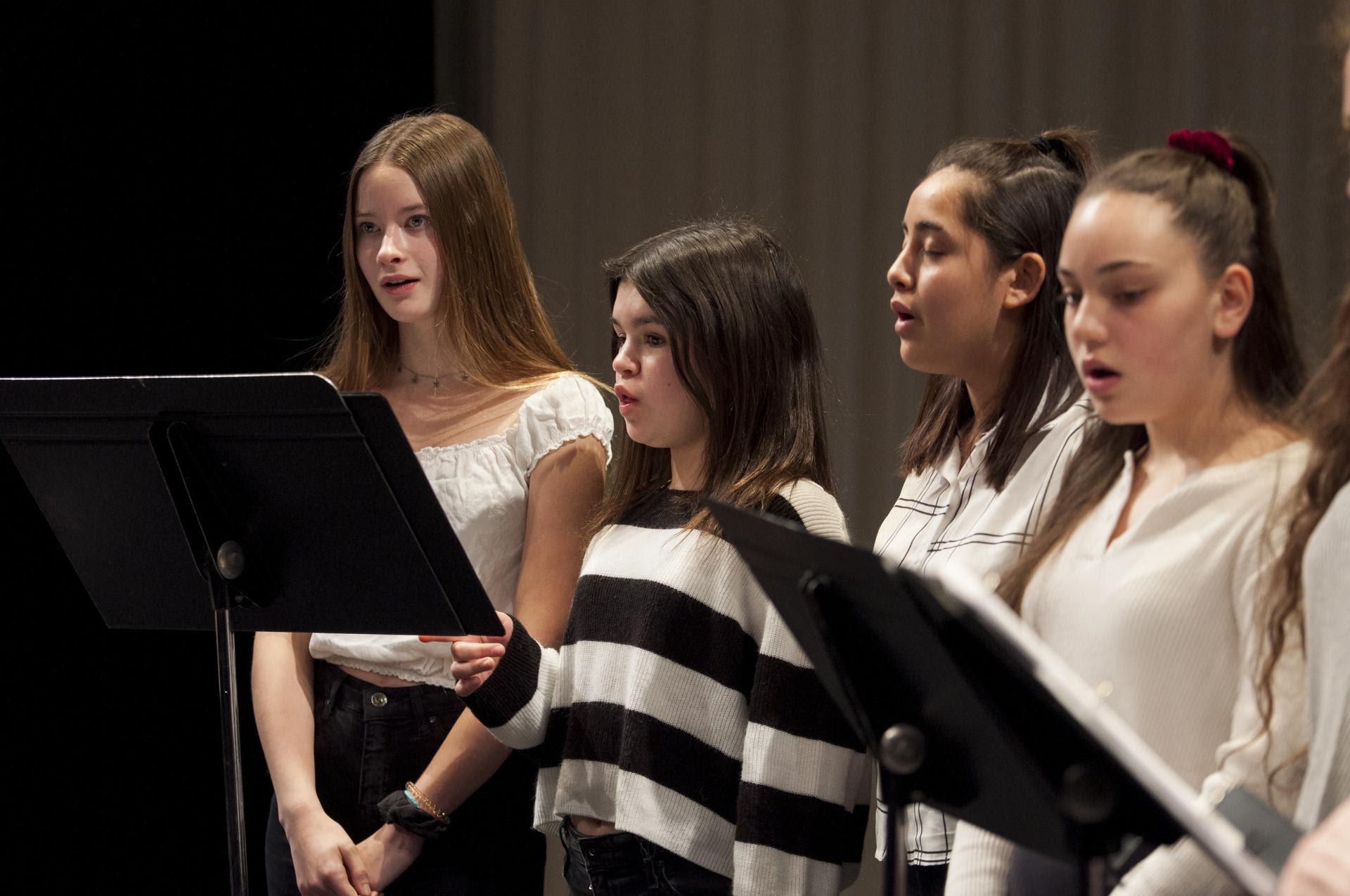 US Chorus Concert