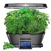 AeroGarden Bounty Elite with Gourmet Herb Seed Pod Kit