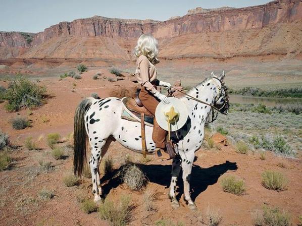 Anja Niemi The Imaginary Cowboy X1D