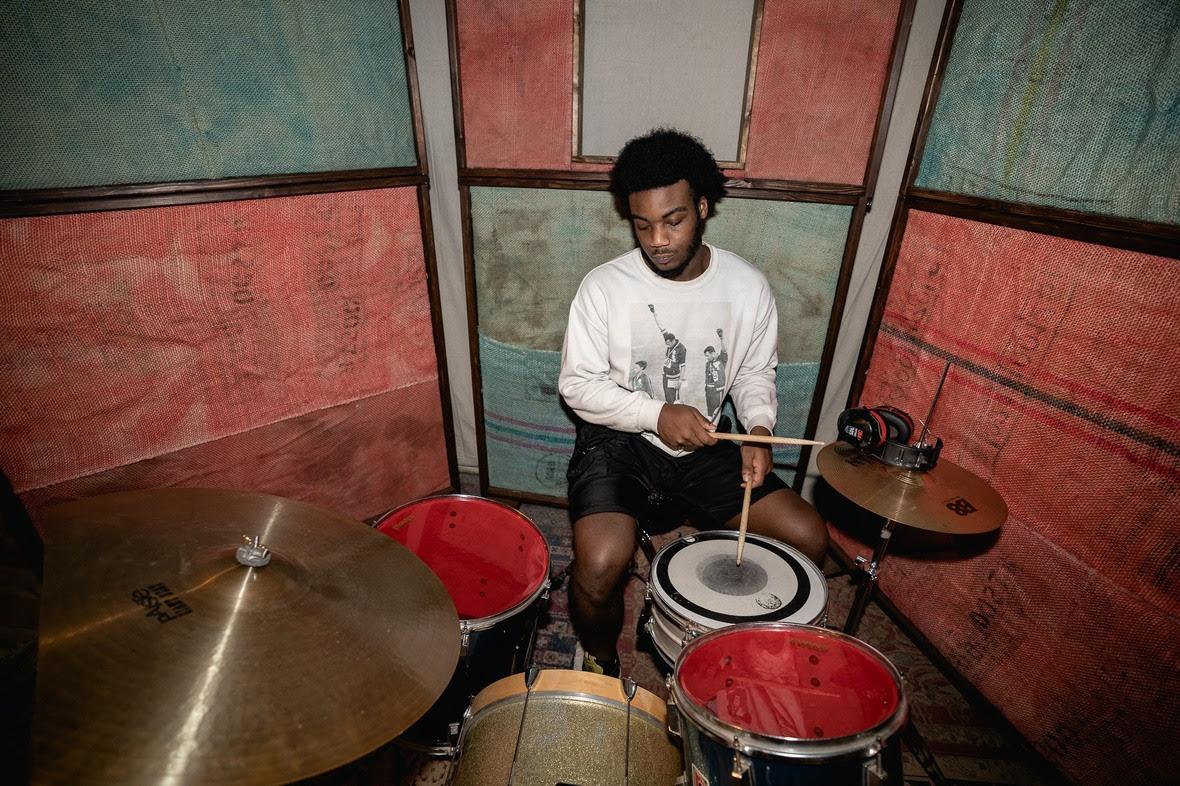 witS drummin
