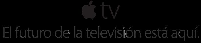 Apple TV. El futuro de la televisión está aquí.