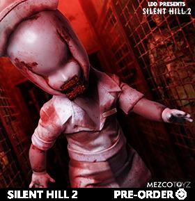 LDD Presents: Silent Hill 2 Bubble Head Nurse