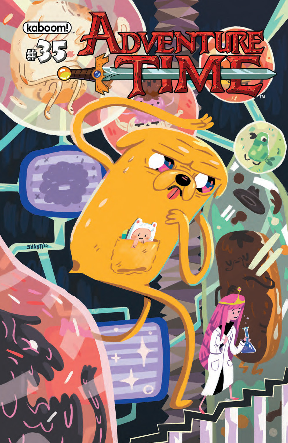 Adventure Time #35 Cover A