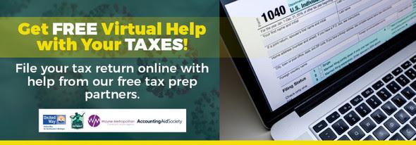 Free Tax Preparation Still Available