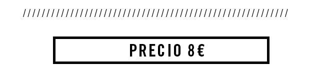 Precio 8€