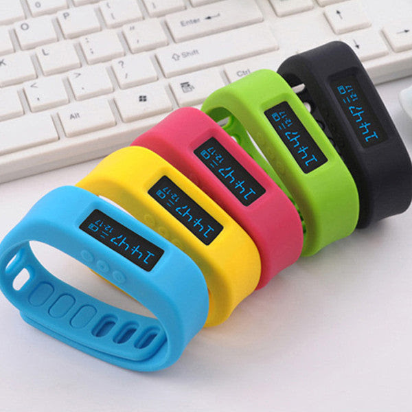Bluetooth Fitness Watch - 5 Colors