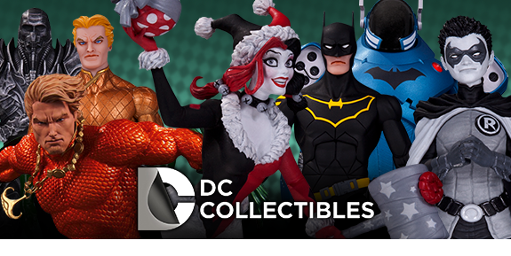 DC COLLECTIBLES NEW PREORDERS