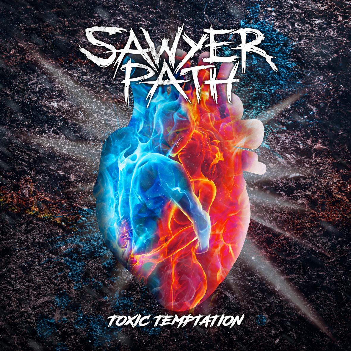 Toxic Temptation - Album Art