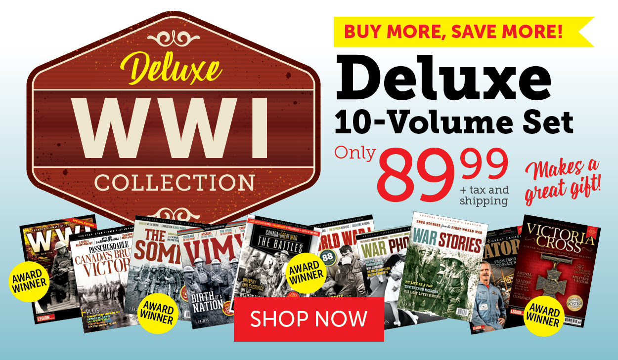 WW I Collection - Deluxe Edition!