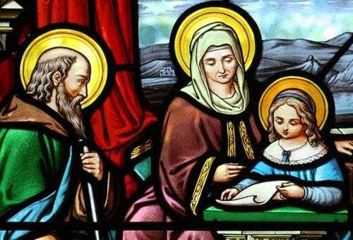 Resultado de imagem para dia de santa ana e s. joaquim