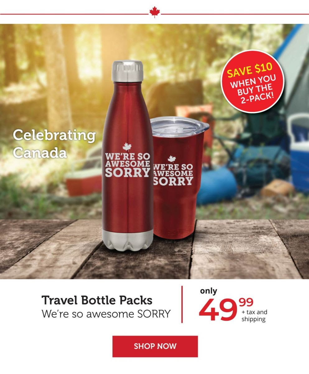 Travel Bottle Packs