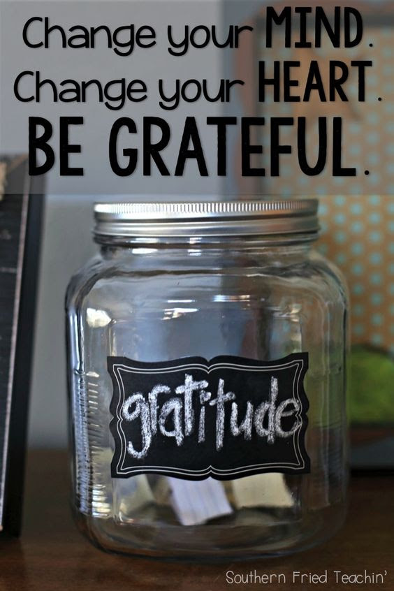 Looking for an easy and simple way to bring more gratitude into your life? Create a gratitude jar – great for your family or classroom. I love that it's so easy to implement!