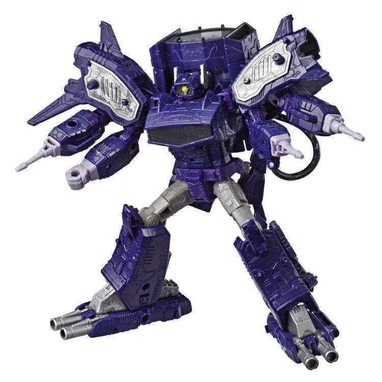 Image of Transformers War for Cybertron: Siege Leader Wave 1 - Shockwave