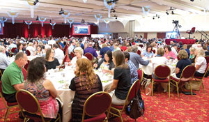 Photo of the 2016 DT&L luncheon