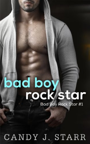 Bad Boy Rock Star by [Starr, Candy J.]
